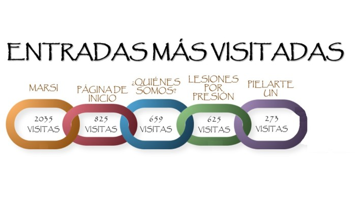 ENTRADAS MAS VISITADAS